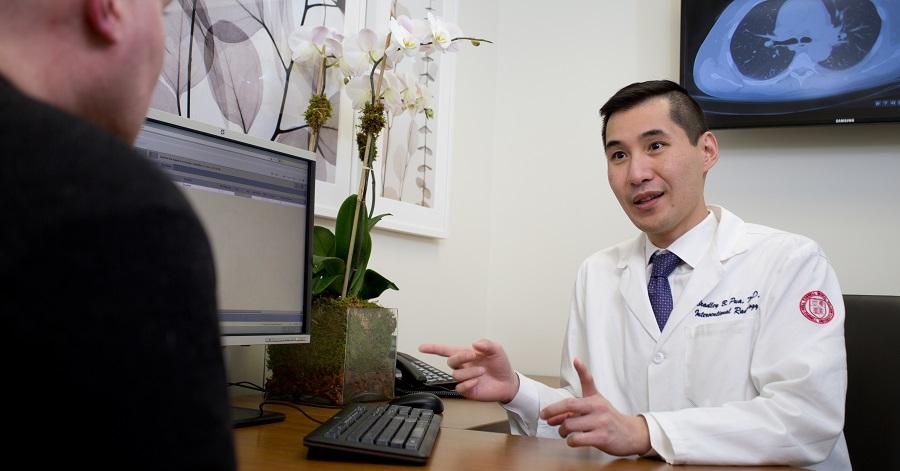 Dr. Bradley Pua, WCINYP Radiology Consultation Services