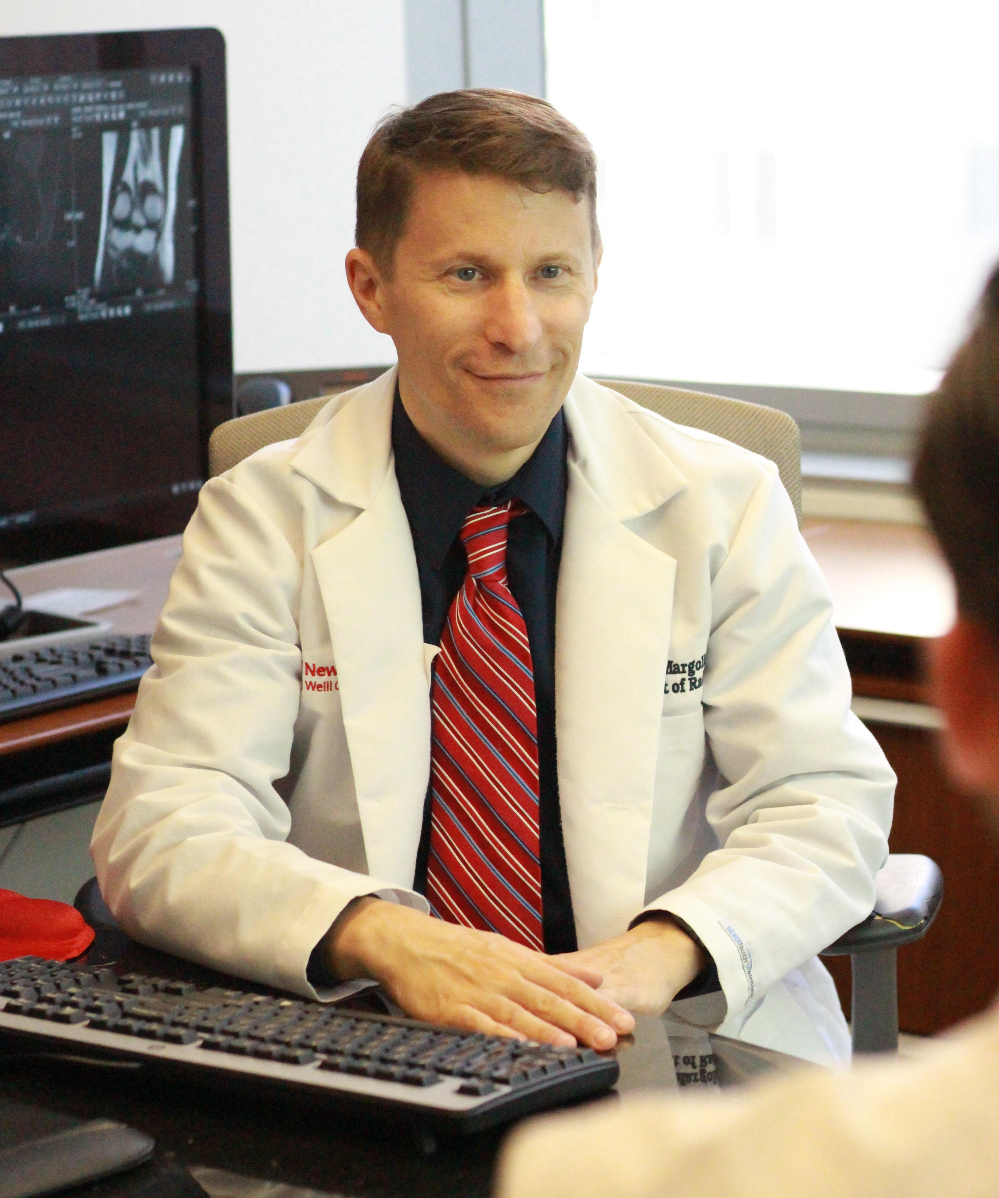 Weill Cornell Medicine Physician Dr. Daniel Margolis