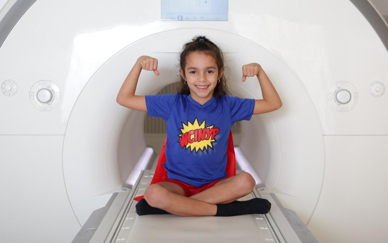 WCINYP MRIamahero Pediatric Program